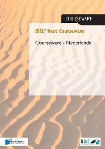 BiSL Next boek Courseware omslag