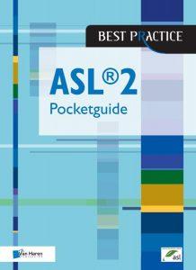 ASL 2 Pocketguide boek